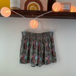 Mossimo Pineapple Shorts
